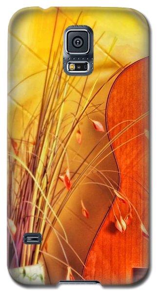 Unplayed Melody Galaxy S5 Case