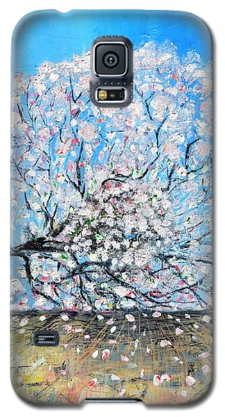Unstable Position Galaxy S5 Case by Evelina Popilian