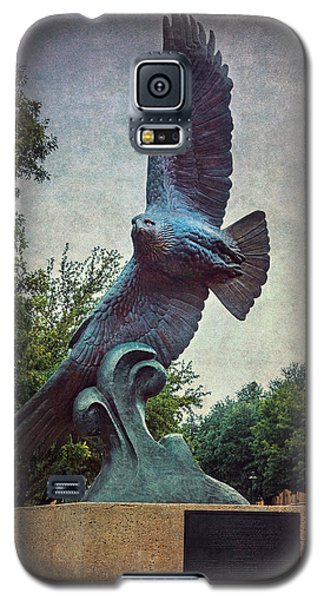 Unt Eagle In High Places Galaxy S5 Case