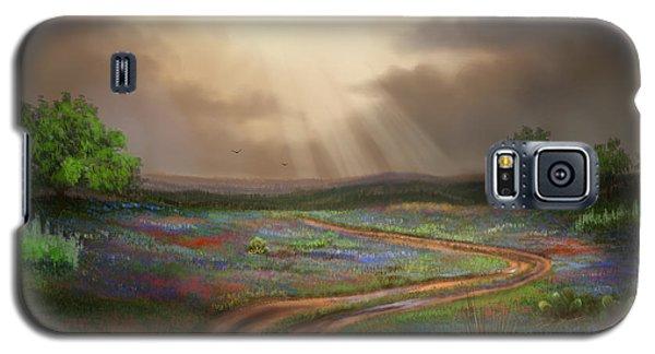 Untamed Country Galaxy S5 Case by Sena Wilson