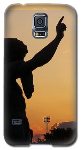Cemetery Sunset Galaxy S5 Case