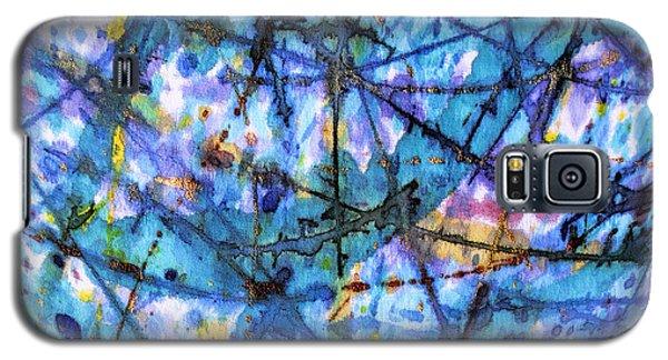Homage To Van Gogh Galaxy S5 Case