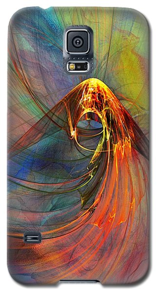 Galaxy S5 Case featuring the digital art Untitled 061214  by David Lane