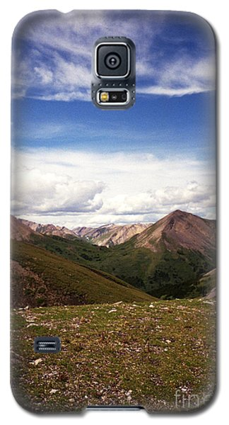 Galaxy S5 Case featuring the photograph Untitled 3 by Devin  Cogger