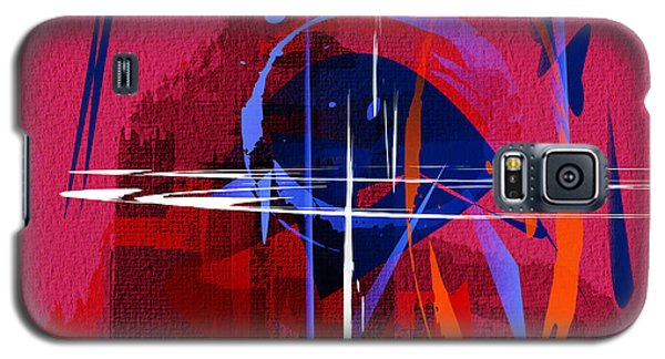 Galaxy S5 Case featuring the digital art Untitled 30 by Andrew Penman