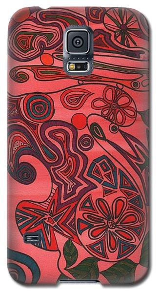 Untitled #4 Galaxy S5 Case