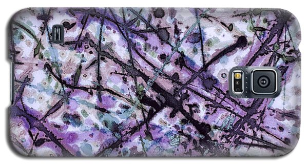 Enchanted Maleficent Galaxy S5 Case