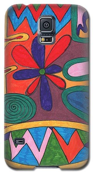 Untitled #5 Galaxy S5 Case