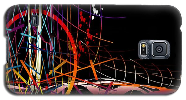Galaxy S5 Case featuring the digital art Untitled 58 by Andrew Penman
