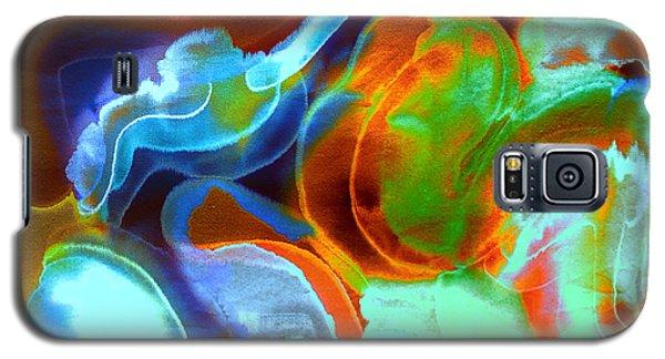 Tangerine Dream Galaxy S5 Case