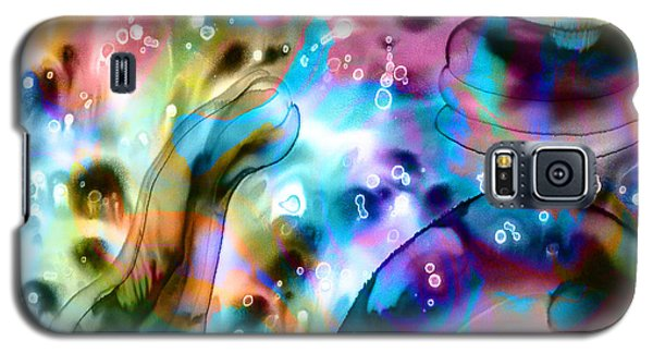 Molecules And Mankind Galaxy S5 Case