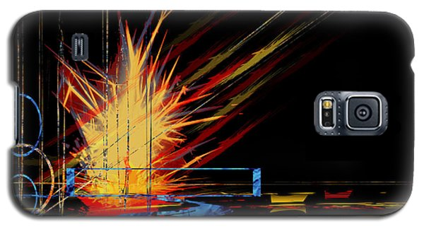 Galaxy S5 Case featuring the digital art Untitled 69 by Andrew Penman