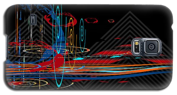 Galaxy S5 Case featuring the digital art Untitled 76 by Andrew Penman