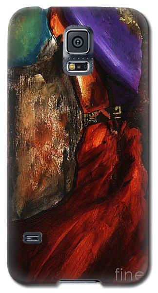 Untitled Abstrak  Galaxy S5 Case by Alga Washington