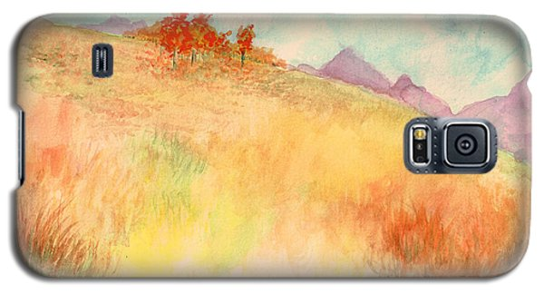 Untitled Autumn Piece Galaxy S5 Case