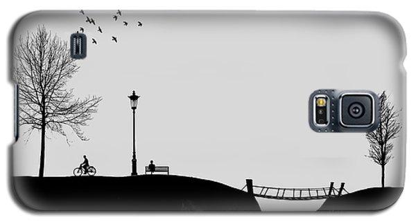 Cold Galaxy S5 Case - Untitled by Hadi Malijani