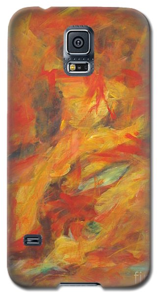 Untitled Iv Galaxy S5 Case by Fereshteh Stoecklein