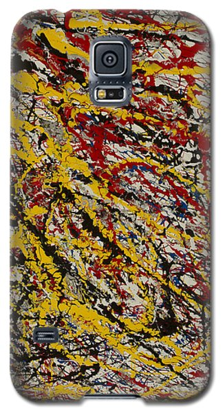 Untitled Ll Galaxy S5 Case