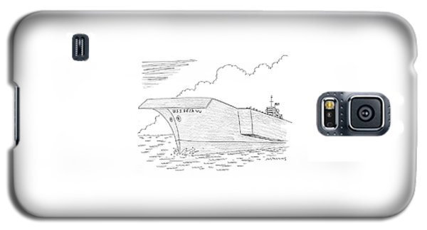 U.s.s. Deja Vu Galaxy S5 Case by Mick Stevens