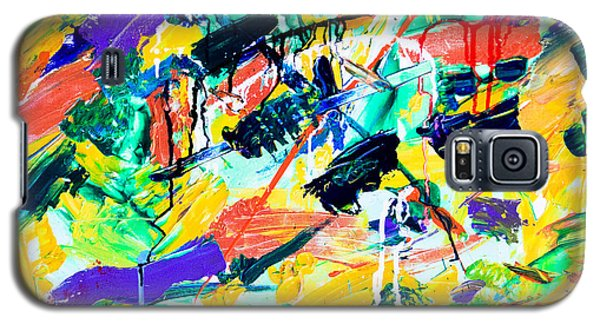 Untitled Number Eighteen Galaxy S5 Case