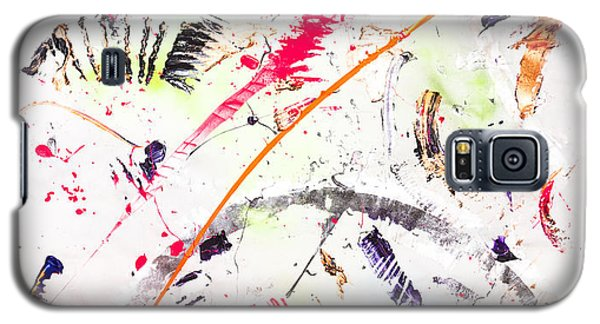 Untitled Number Seven  Galaxy S5 Case