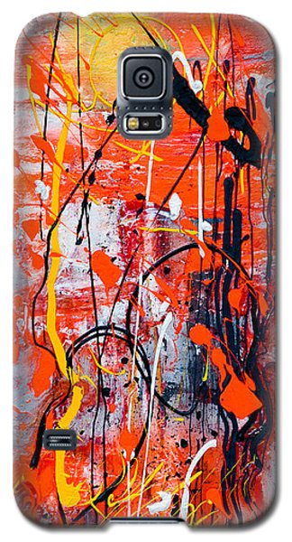 Untitled Number Thirteen  Galaxy S5 Case