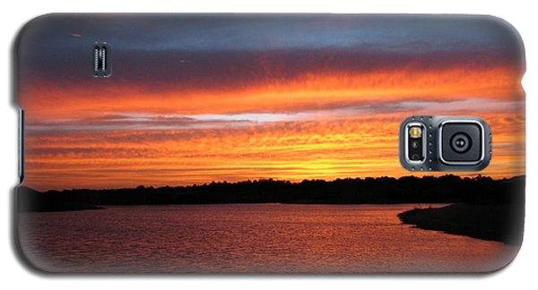 Galaxy S5 Case featuring the photograph Untitled Sunset #39 by Bill Lucas