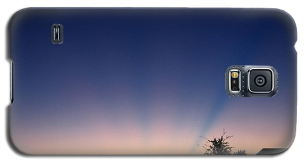 Galaxy S5 Case featuring the photograph Untitled Sunset #44 by Bill Lucas