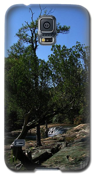 Galaxy S5 Case featuring the photograph Unusual  by Donna Brown