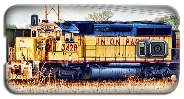 Up 3428 Rcl Locomotive In Color Galaxy S5 Case by Bill Kesler