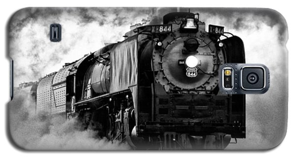 Up 844 Steaming It Up Galaxy S5 Case by Bill Kesler