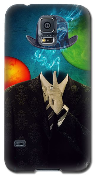 Up In Smoke Galaxy S5 Case