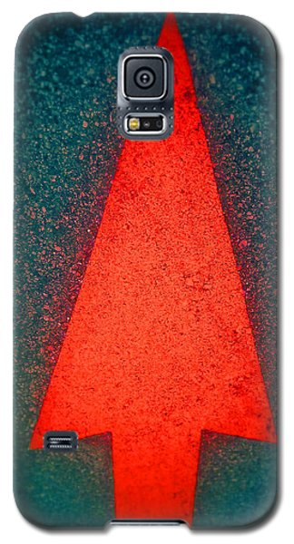 Galaxy S5 Case featuring the photograph Up One Up by Steven Huszar