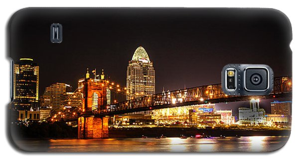 Up River Galaxy S5 Case
