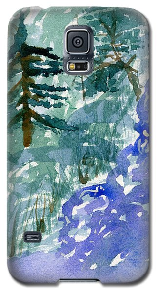 Up The Creek Galaxy S5 Case