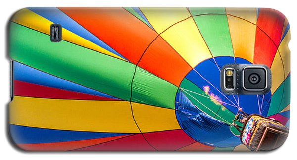 Up Up And Away Galaxy S5 Case by Roselynne Broussard
