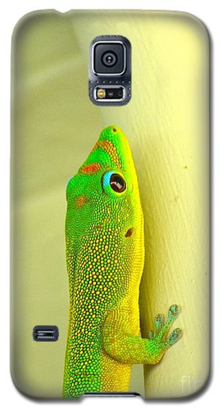 Galaxy S5 Case featuring the photograph Upclose by Lehua Pekelo-Stearns