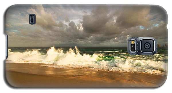 Galaxy S5 Case featuring the photograph Upcoming Tropical Storm by Eti Reid