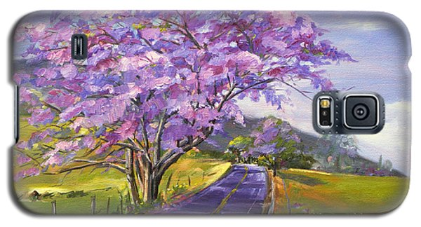 Upcountry In Bloom Galaxy S5 Case