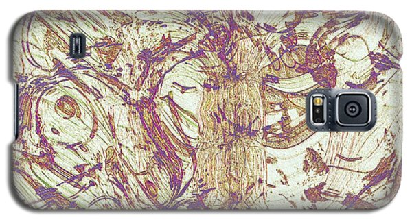 Upheaval Galaxy S5 Case by Kathie Chicoine