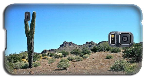 Uphill Climb Galaxy S5 Case by Kathleen Scanlan