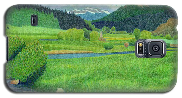 Upper Bear Creek Colorado Galaxy S5 Case