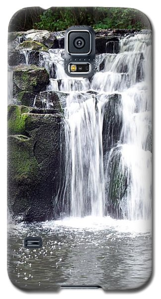 Upper Beaver Falls Galaxy S5 Case by Chalet Roome-Rigdon