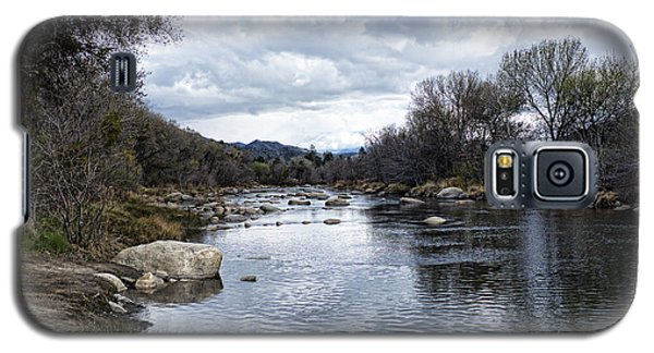 Galaxy S5 Case featuring the photograph Upper Kern River by Hugh Smith