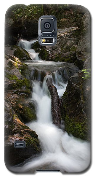 Upper Pup Creek Falls Galaxy S5 Case