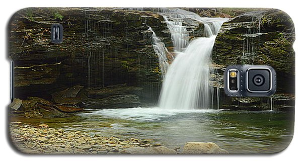 Upper Twin Falls #1 Galaxy S5 Case