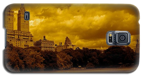 Upper West Side And Central Park Galaxy S5 Case