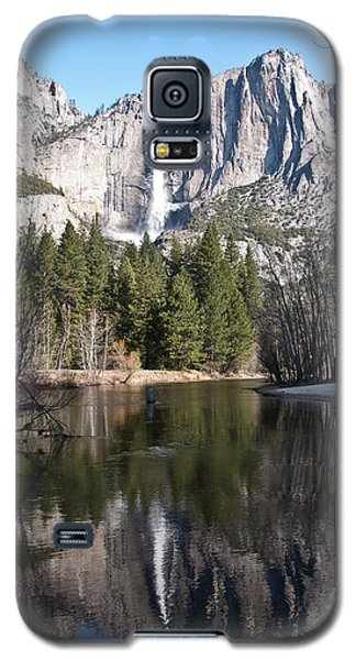 Upper Yosemite Fall Galaxy S5 Case