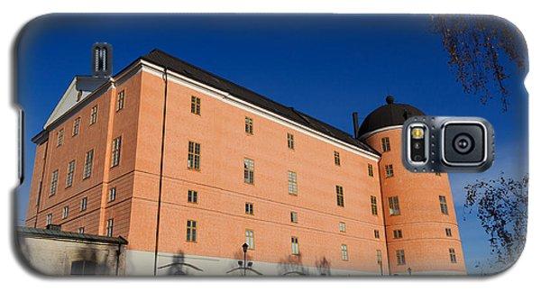 Uppsala Castle - Sweden - With Deep Blue Sky Galaxy S5 Case