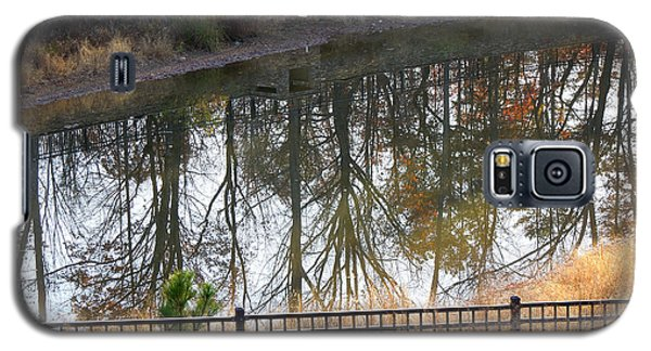 Galaxy S5 Case featuring the photograph Upside Down by Pete Trenholm